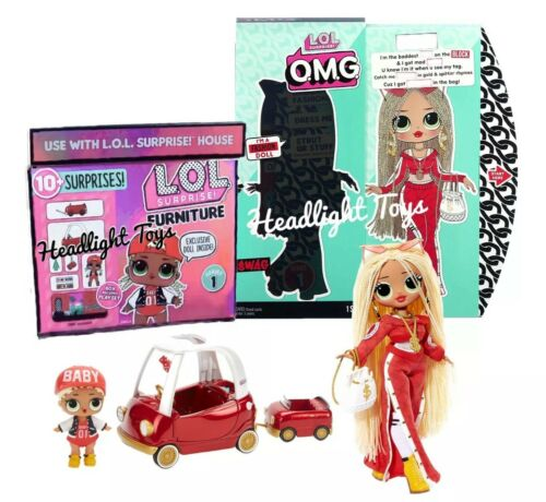 Lol Surprise Mc Swag Omg Fashion Doll Cozy Coupe House Furniture Big Sister Buy Products Online With Ubuy Sri Lanka In Affordable Prices 123834984243