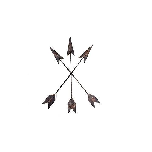 Buy Cast Iron Native American Arrow Wall Decor Online In Sri Lanka B01n5sawp9