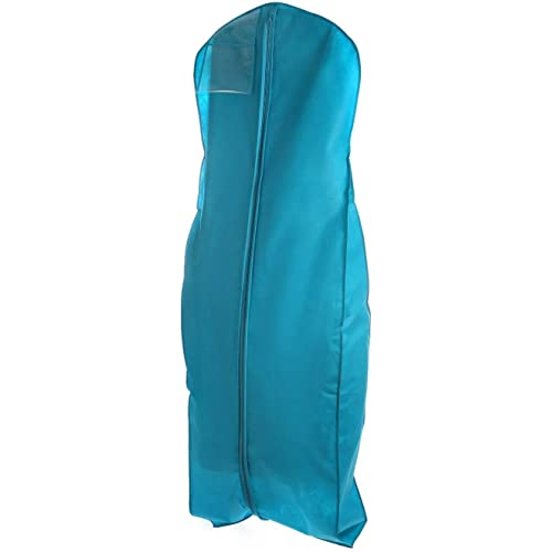 Wedding Dress Garment Bag Great Cover For Storage Or Travel Bridal Gow TURQUOISE