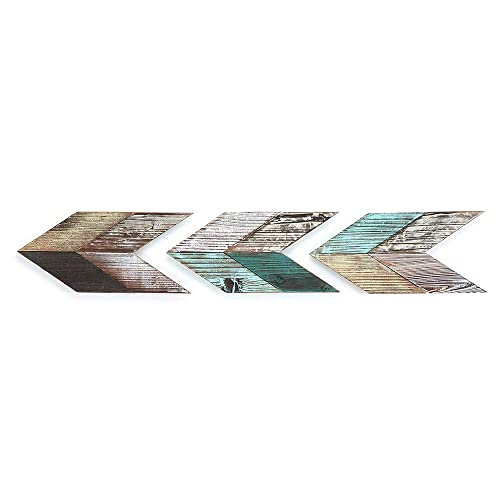 Buy J Jackcube Design Farmhouse Wall Decor Arrow Rustic Wood Sign Set Of 3 Hanging For Home Kitchen Bedroom Bathroom Guest Room Gallery Vintage Mk542a Online In Sri Lanka B07xdvq6xv