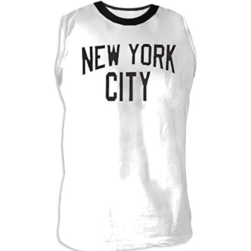 John Lennon Nyc New York City Walls And Bridges Pose Cut Off White T Shirt Tee Buy Products Online With Ubuy Sri Lanka In Affordable Prices B005p17scw