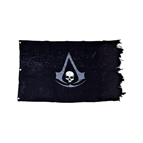 Buy Assassins Creed Iv Black Flag The Official Flag Online In Sri Lanka B01a532ang