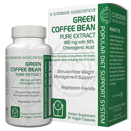 Creative Bioscience Bean Pure Extract Diet Supplement Green