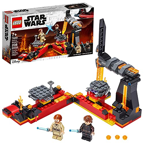 Lego Star Wars Revenge Of The Sith Duel On Mustafar 75269 Anakin Skywalker Vs Obi Wan Kenobi Building Kit New 2020 208 Pieces Buy Products Online With Ubuy Sri Lanka In Affordable Prices B07wfhwslr