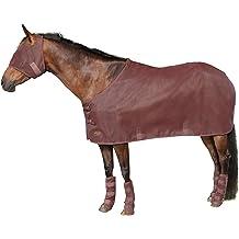 Miniature Weanling Donkey Pony Horse Foal Fly Summer Sheet Neck 51810